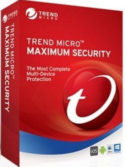 Антивирус Trend Micro Maximum Security 2018 (5 ПК) лицензия на 1 год