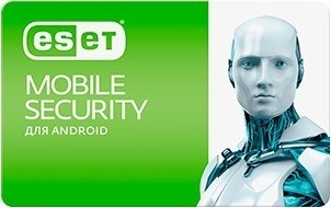ESET Mobile Security для Android (2-24 ПК) лицензия на 1 год Базовая