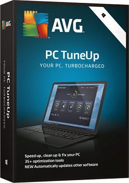 Антивирус AVG Tune Up Unlimited на 1 год (электронная лицензия)