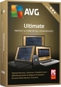 Антивирус AVG Ultimate на 2 года (электронная лицензия)