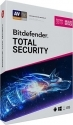 Антивирус Bitdefender 2018 Total Security 3 Device 24 месяца