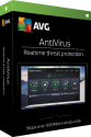 Антивирус AVG Anti-Virus для 1 ПК на 1 год (электронная лицензия)