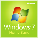 Операционная система Windows 7 SP1 Home Basic 32-bit Russian 1pk OEM DVD (F2C-00884)