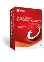 Антивирус Trend Micro AntiVirus+ Security 2018 (3 ПК) лицензия на 1 год